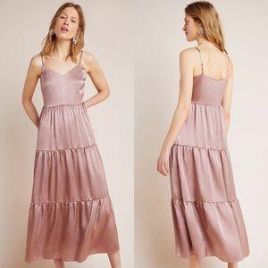 RARE✨Anthro Ro & De Elodie Tiered Maxi Dress